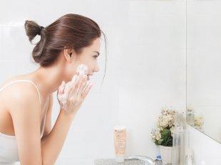 Двухэтапная чистка лица