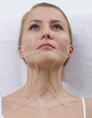 Тейпы в косметологии